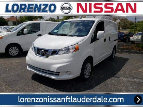 2020 Nissan NV200 Compact Cargo in Fort Lauderdale, FL