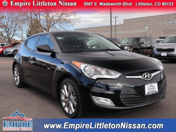2017 Hyundai Veloster in Littleton, CO