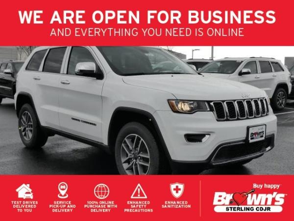 2020 Jeep Grand Cherokee in Sterling, VA
