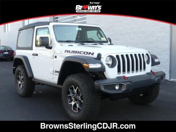 2020 Jeep Wrangler in Sterling, VA