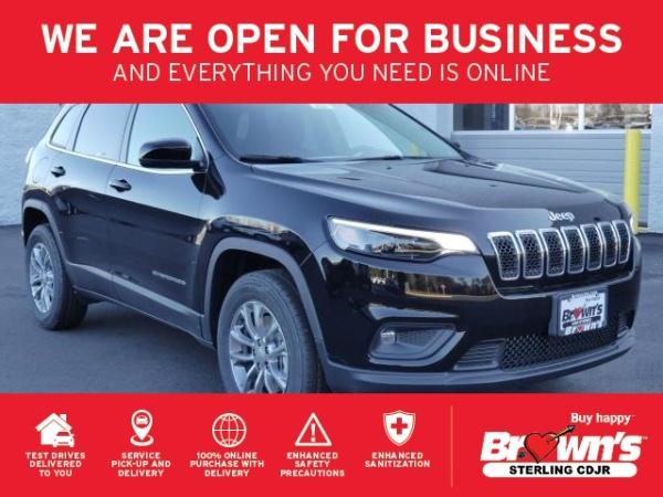 2020 Jeep Cherokee in Sterling, VA