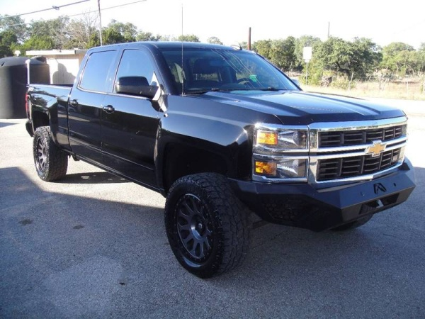 2015 Chevrolet Silverado 1500 in Austin, TX