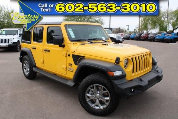 2020 Jeep Wrangler in Mesa, AZ
