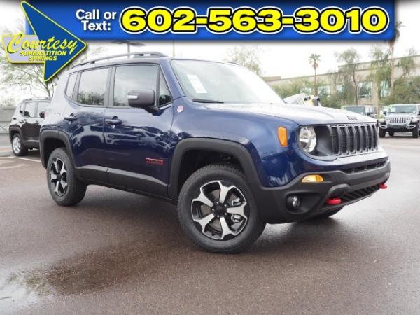 2020 Jeep Renegade in Mesa, AZ