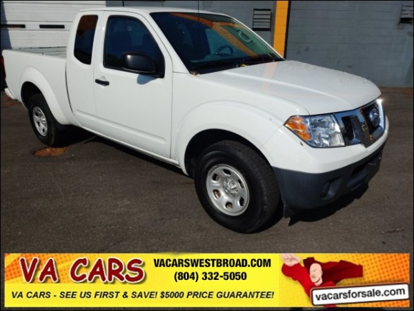 2017 Nissan Frontier S King Cab 2wd Auto For Sale In St Augustine
