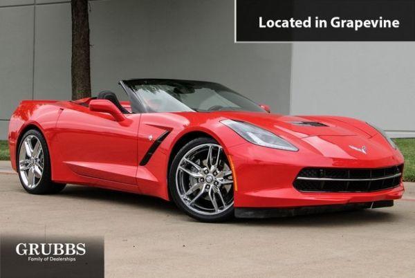 2016 Chevrolet Corvette in Grapevine, TX