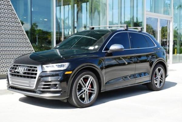 2019 Audi SQ5 in N. Miami Beach, FL