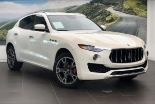 2017 Maserati Levante Suv For In N Miami Beach Fl