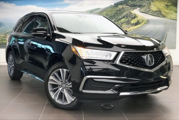 2018 Acura MDX in N. Miami Beach, FL