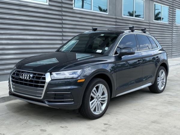2019 Audi Q5 in N. Miami Beach, FL
