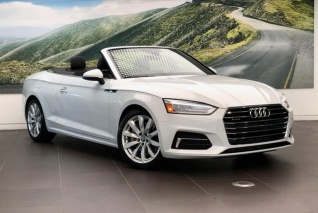 Used 2018 Audi A5 Convertibles For Sale Search 15 Used Convertible