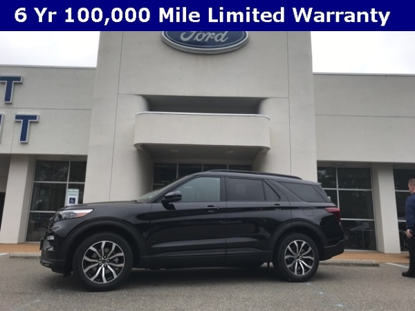 2020 Ford Explorer in West Point, VA