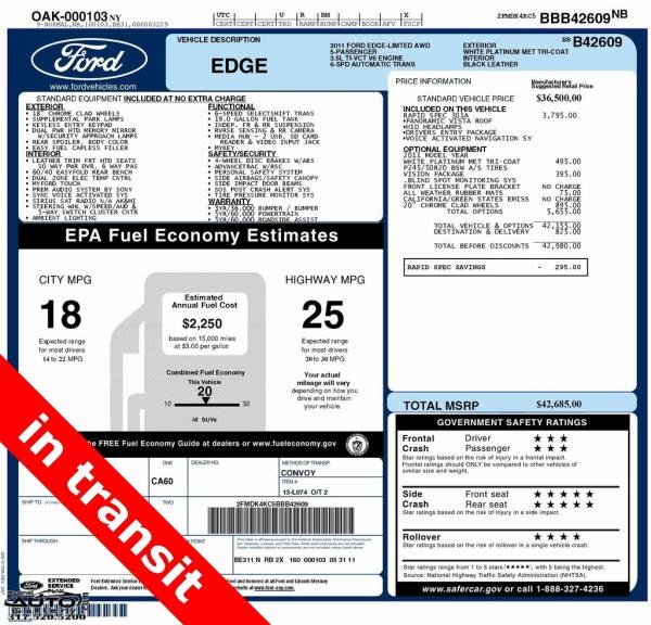 2011 Ford Edge in Carmel, IN