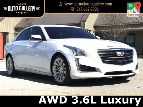 2016 Cadillac CTS in Carmel, IN