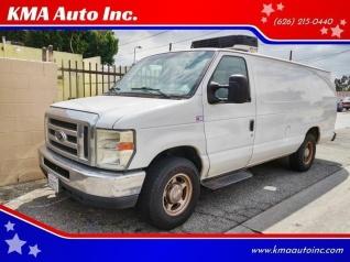 Used 2009 Ford Econoline Cargo Vans for Sale | TrueCar