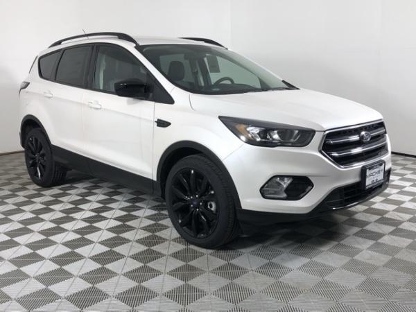 2018 Ford Escape in Saratoga Springs, NY