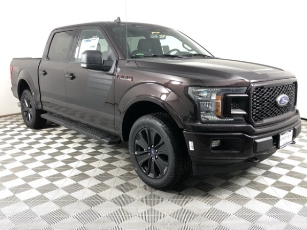 2019 Ford F-150 XLT SuperCrew 5 5' Box 4WD For Sale in