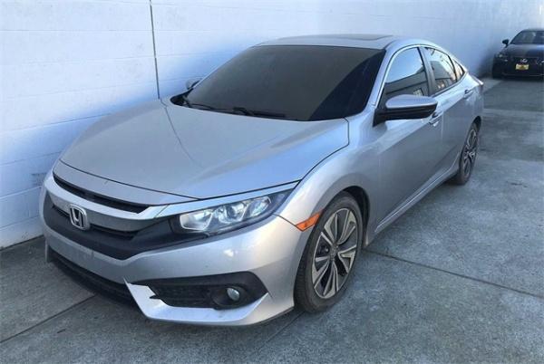 2016 Honda Civic in San Leandro, CA