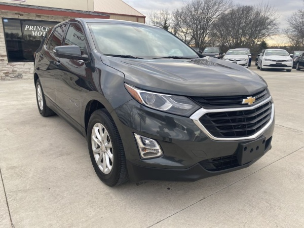 2018 Chevrolet Equinox in Princeton, TX