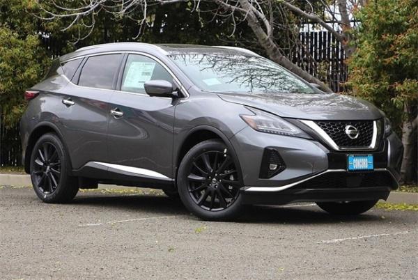 2019 Nissan Murano in Concord, CA