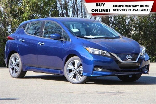 2020 Nissan LEAF in Concord, CA