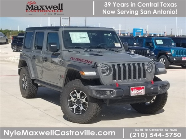 2020 Jeep Wrangler in Castroville, TX