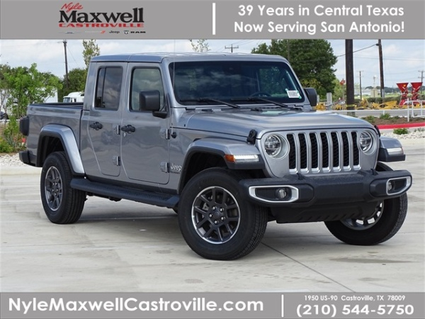 2020 Jeep Gladiator in Castroville, TX