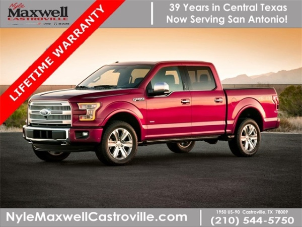 2015 Ford F-150 in Castroville, TX