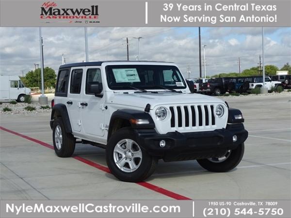 2019 Jeep Wrangler in Castroville, TX