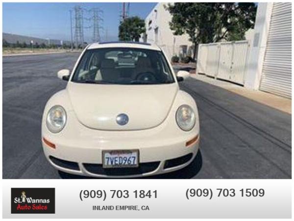 2008 Volkswagen New Beetle in San Bernardino, CA