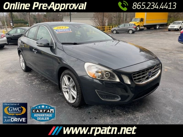 2012 Volvo S60 in Knoxville, TN
