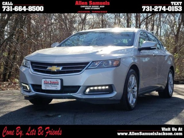 2019 Chevrolet Impala in Jackson, TN