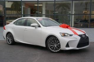 2017 Lexus Is Turbo Rwd For In Miami Fl