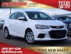 2017 Chevrolet Sonic LS Sedan Automatic for Sale in San Antonio, TX