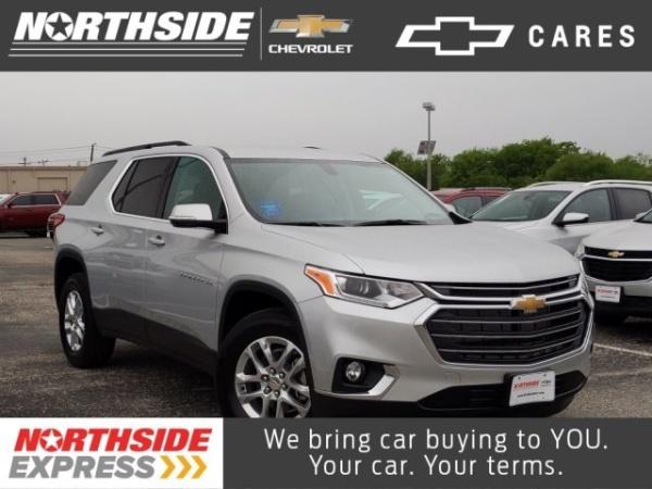 2020 Chevrolet Traverse in San Antonio, TX