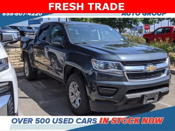 2017 Chevrolet Colorado in San Antonio, TX