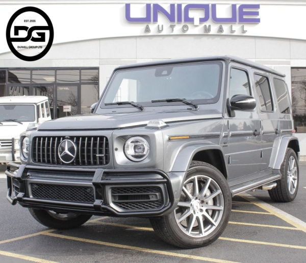 2019 Mercedes-Benz G-Class AMG G 63 4MATIC For Sale In
