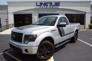 Fx4 For Sale >> Used Ford F 150 Fx4 Tremors For Sale Truecar