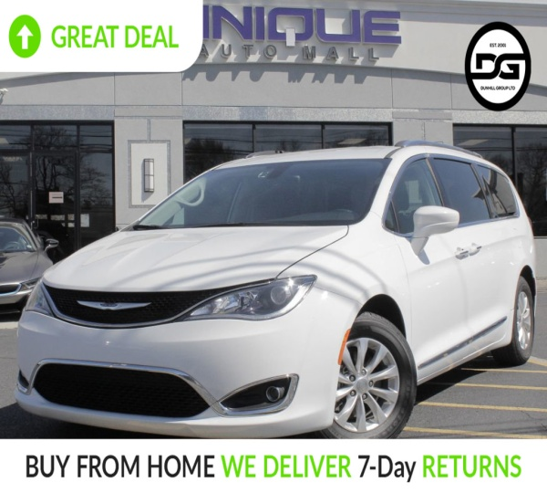 2019 Chrysler Pacifica Touring L For Sale In South Amboy