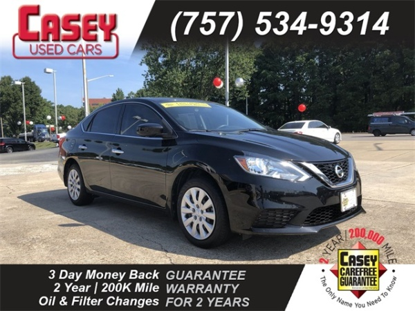 2017 Nissan Sentra in Newport News, VA