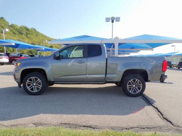 2021 Chevrolet Colorado in Junction City, KS