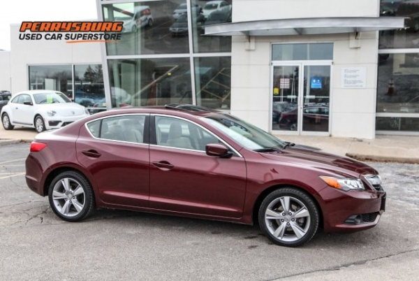 2015 Acura ILX 2.0L Automatic with Premium Package