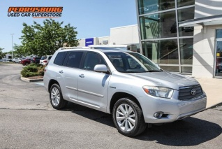 Used 2008 Toyota Highlander Hybrid Limited With 3rd Row 4WD For Sale In  Perrysburg, OH