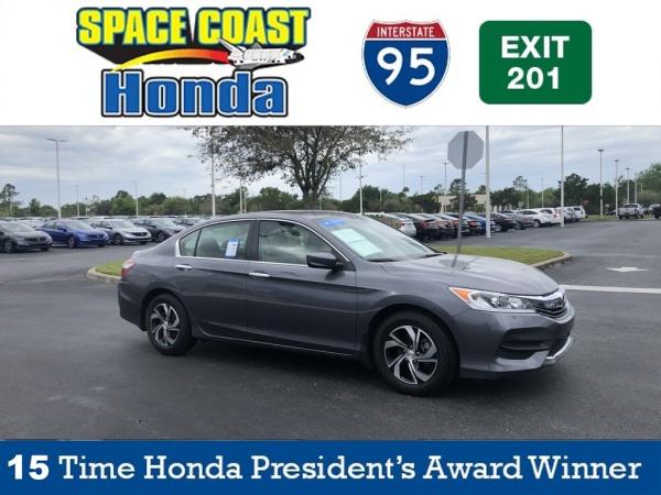 2017 Honda Accord in Cocoa, FL