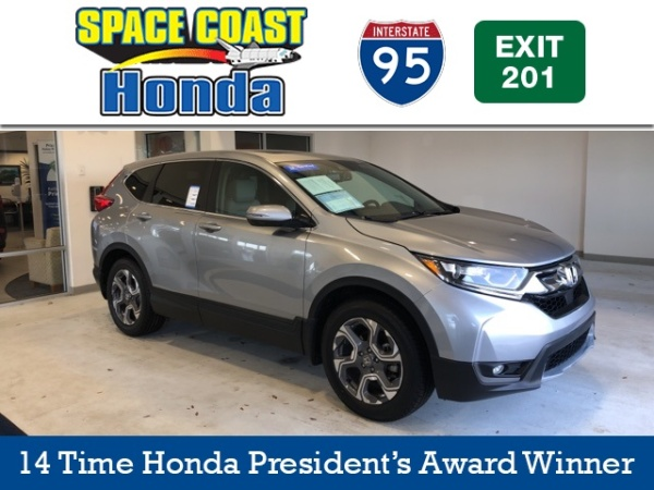 2018 Honda CR-V EX-L