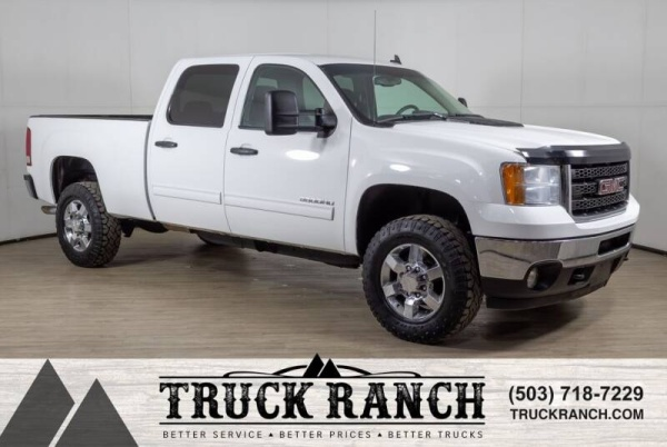 2011 GMC Sierra 3500HD SLE