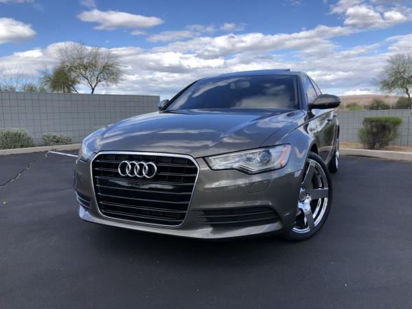 2014 Audi A6 in Phoenix, AZ