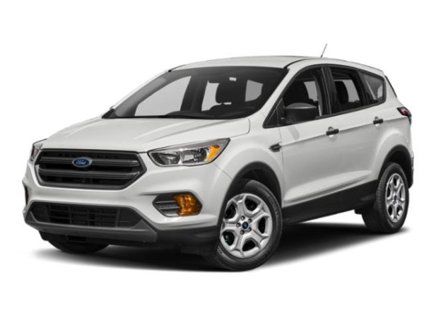 2018 Ford Escape in Santa Monica, CA