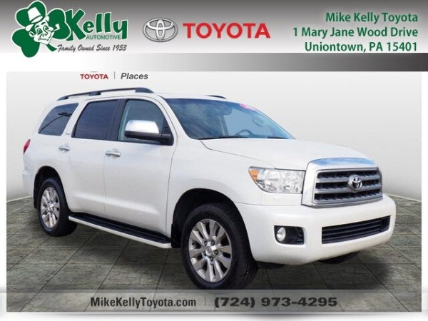 2015 Toyota Sequoia in Uniontown, PA