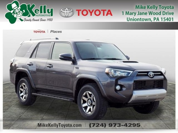 2020 Toyota 4Runner in Uniontown, PA